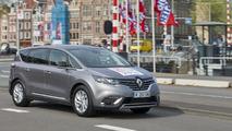 Renault Espace Autonomous Drive demonstrator
