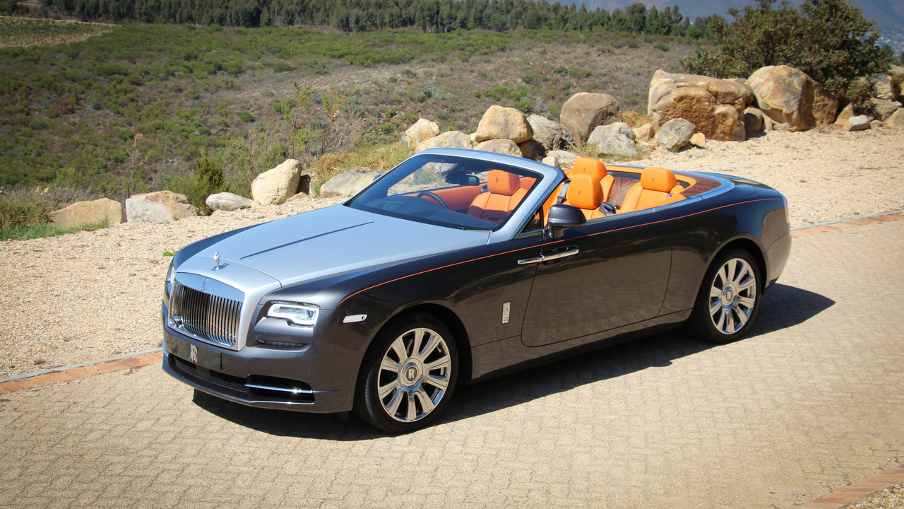 First Drive 2016 Rolls Royce Dawn