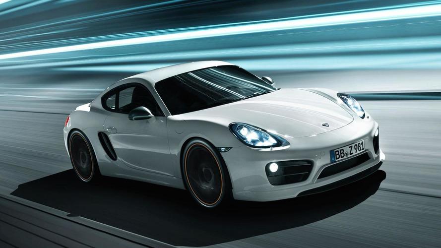 TechArt updates the Porsche Cayman