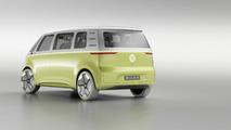 Volkswagen I.D. Buzz Konsepti