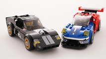 Ford GT40 and GT Lego