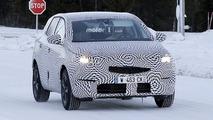 Opel Grandland X 2017 en photos espion