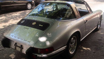 1973 Porsche 911 Targa électrique