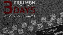 Triumph 3 days