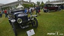 Goodwood 2017 - Les voitures du concours Cartier