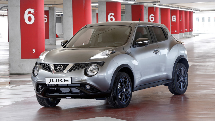 Série limitée Dark Sound pour le Nissan Juke