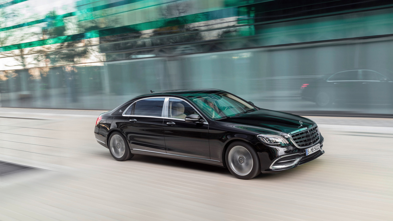 facelifted 2018 mercedes benz s class lineup mercedes amg s63 mercedes amg s65 mercedes. Black Bedroom Furniture Sets. Home Design Ideas