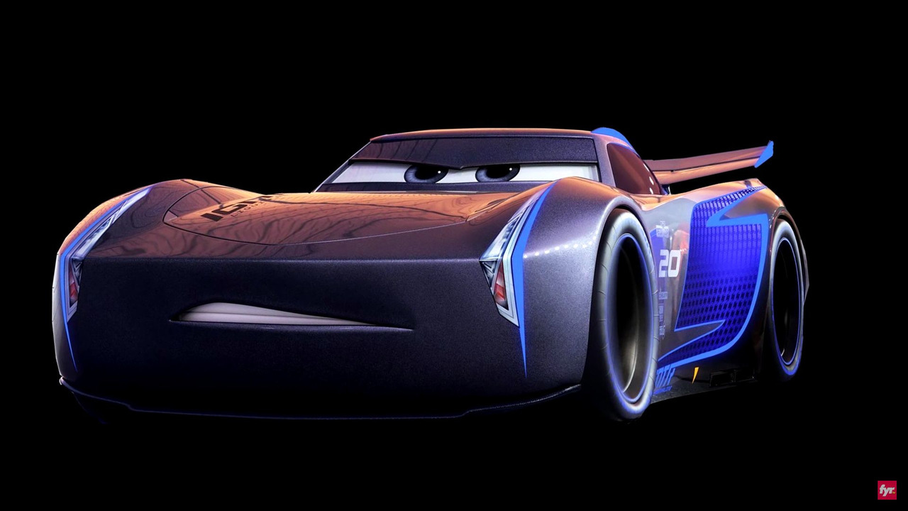 New Cars 3 Trailer Highlights Lightning Mcqueen S 850 Hp