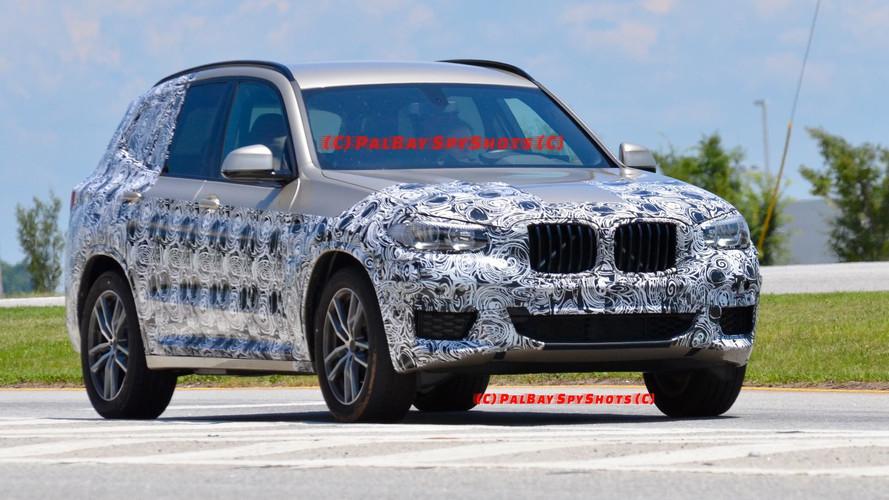 Yeni BMW X3'ün lansmanı yaklaşıyor