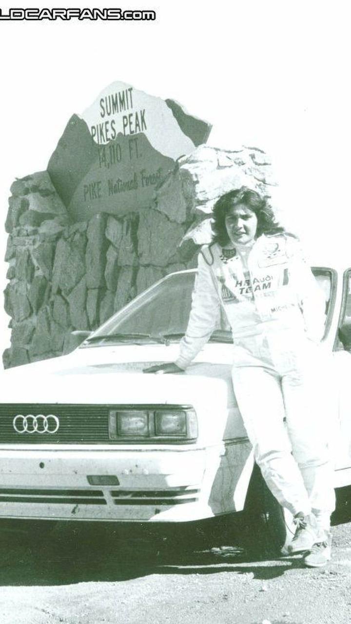 1985 Pikes Peak Audi quattro