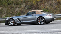 2015 Mercedes-Benz SLS AMG GT Roadster spy photo 19.05.2013