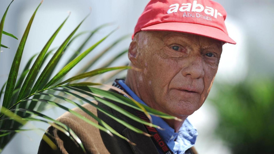 Lauda didn't know about secret tyre test - report