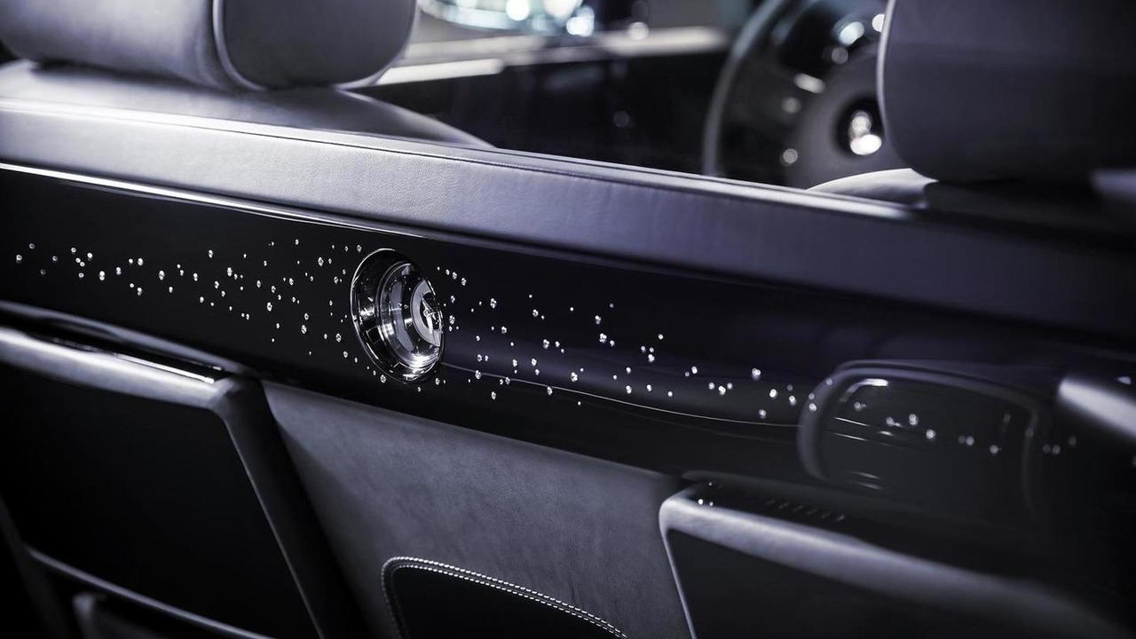 Rolls-Royce Bespoke Celestial Phantom 06.11.2013
