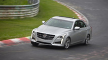 2014 Cadillac CTS Vsport at the Nurburgring 28.8.2013