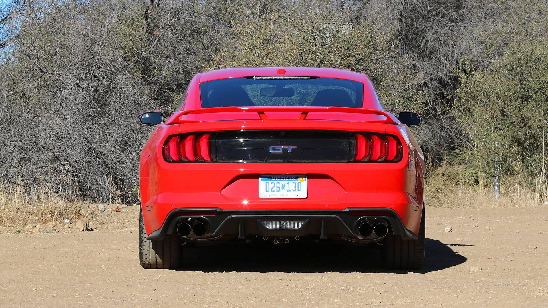 VWVortex.com - 2018 Ford Mustang facelift officially ...