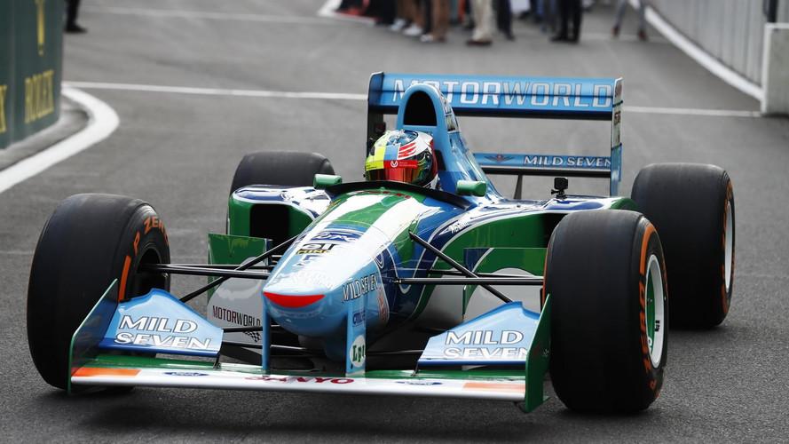 Schumacher Jr