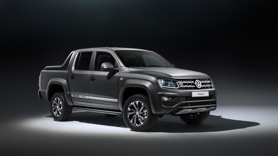 vw amarok aventura exclusive un pick up muscl pour francfort. Black Bedroom Furniture Sets. Home Design Ideas