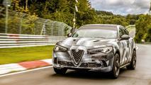 Alfa Romeo Stelvio Quadrifoglio sets Nurburgring SUV record