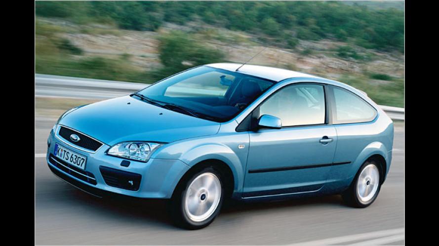 Ford ECOnetic: Die sauberen Diesel kommen 2008