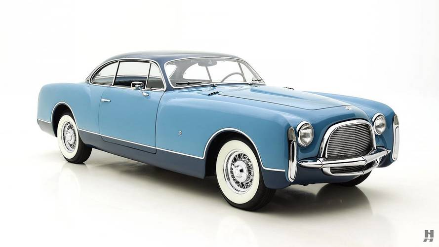 Stunning Chrysler Ghia Coupe Asks $575,000, One Of Just 18