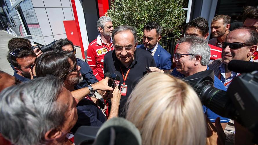 Sergio Marchionne FCA