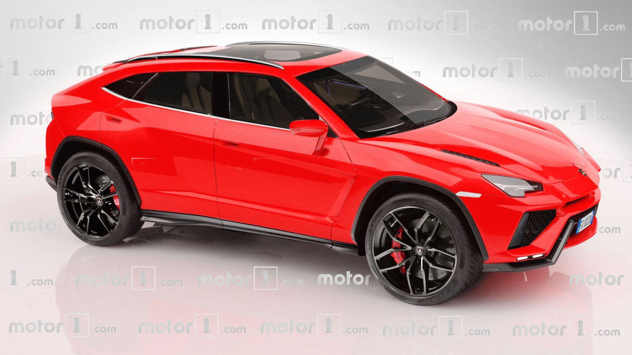 Lamborghini continues to drip-feed Urus details in new video