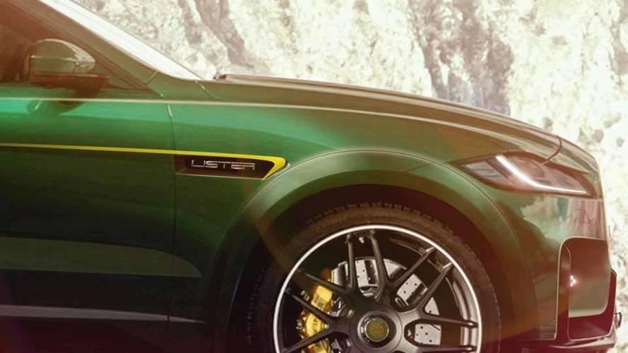 Lister modifiyeli F-Pace, dünyanın en hızlı SUV'si mi olacak?