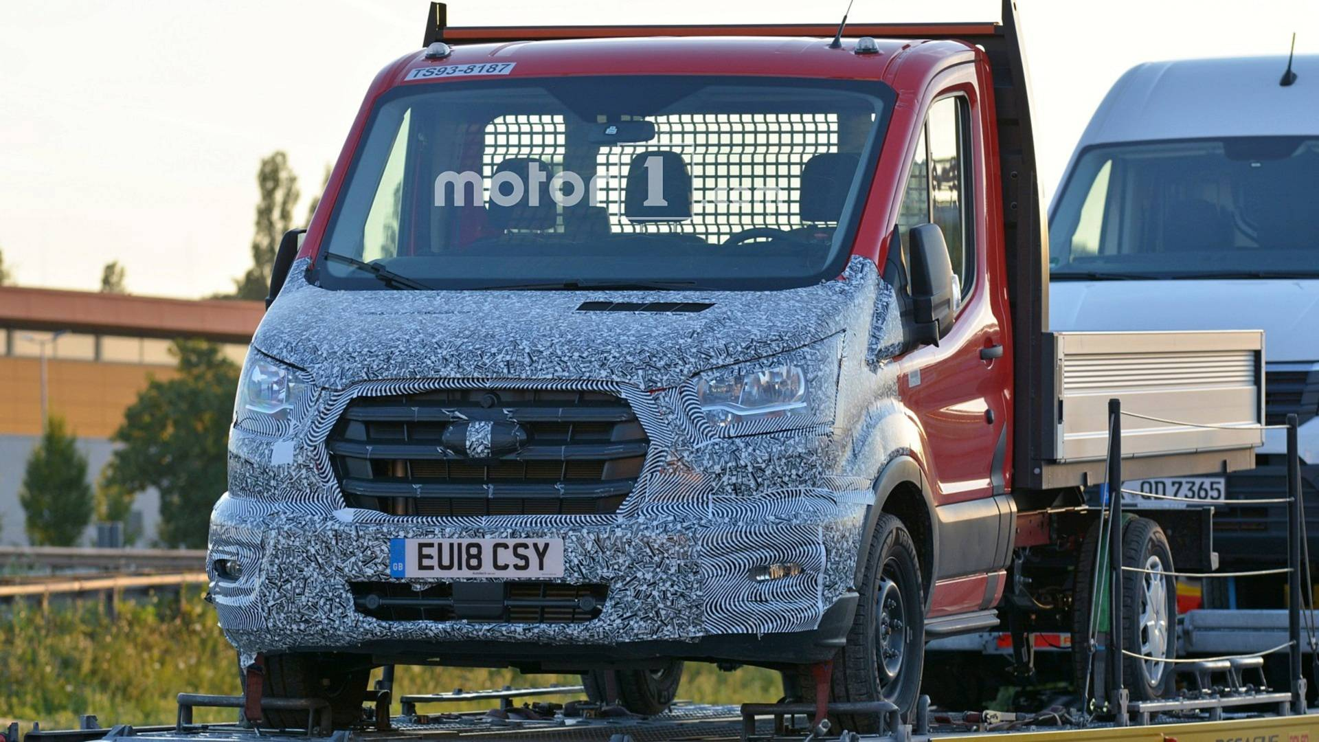 2017 - [Ford] Tourneo/Transit restylé - Page 3 Ford-transit-with-awd-spy-photo