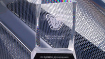 Society of Plastic Engineers award for Carrera GT