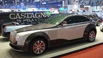 Castagna Imperial Landaulet Concept at Geneva
