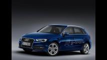 Genebra: Audi A3 g-tron é Sportback movido a gás