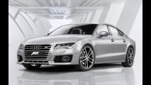 Um Audi A7 mais enérgico
