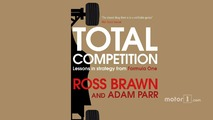 Ross Brawn and Adam Parr book cover, Total Competition- Lessons in Strategy from Formula One
