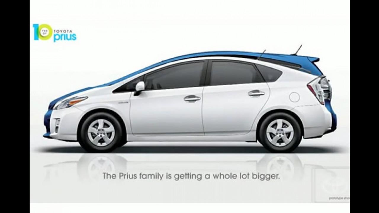 """Toyota aposta no """"V"""""""