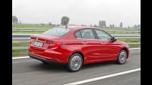 Fiat contabiliza mais de 1.000 pedidos pelo novo Tipo na Itália