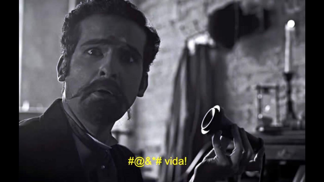 Bom pra #@!*#$&: Punto Blackmotion se inspira em comercial do Astra