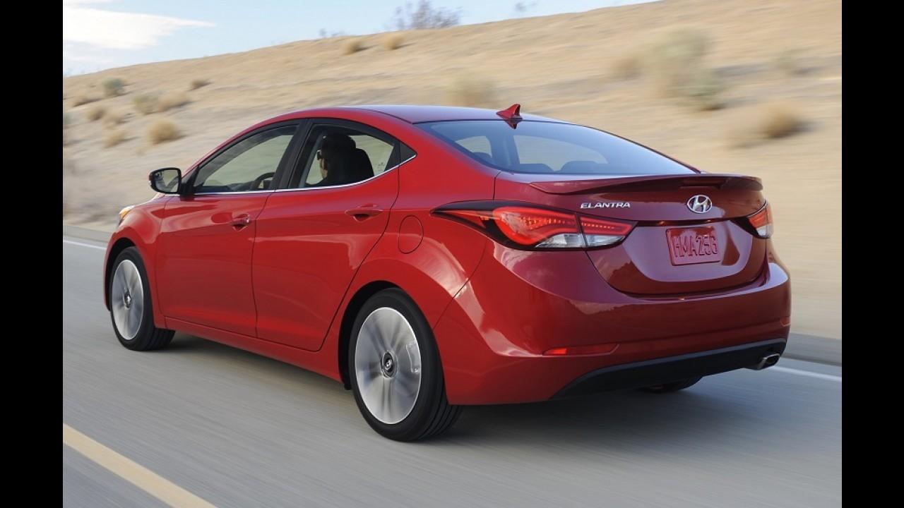 Hyundai e Kia são multadas em US$ 100 milhões por 'consumo otimista'