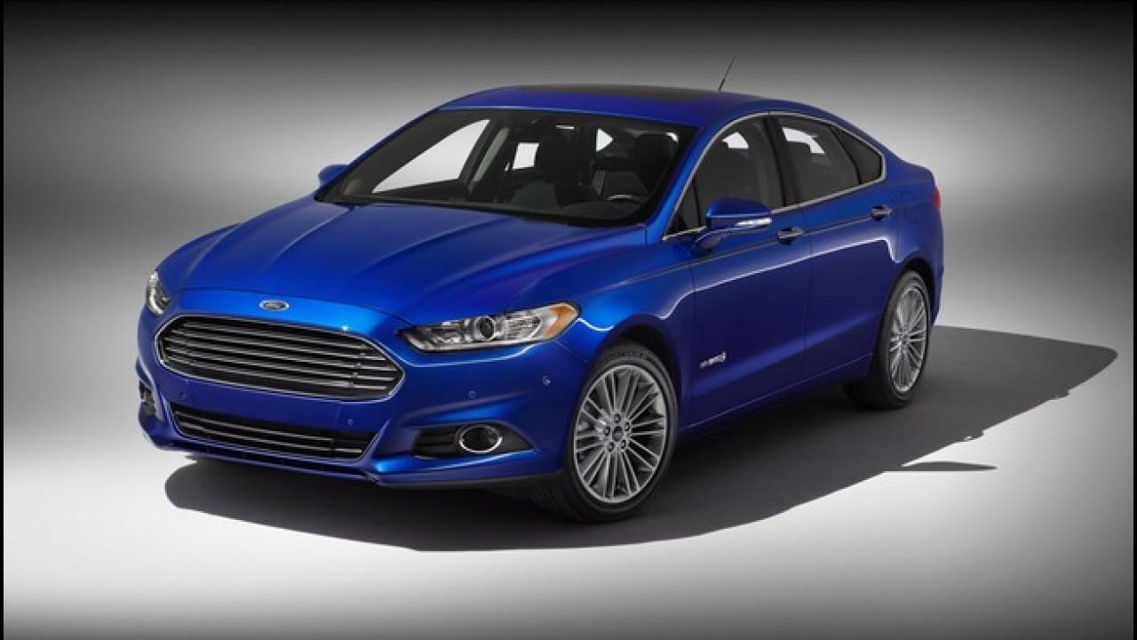 Ford anuncia investimento de US$ 1,3 bi para produção do novo Fusion no México