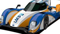 LMP3 car