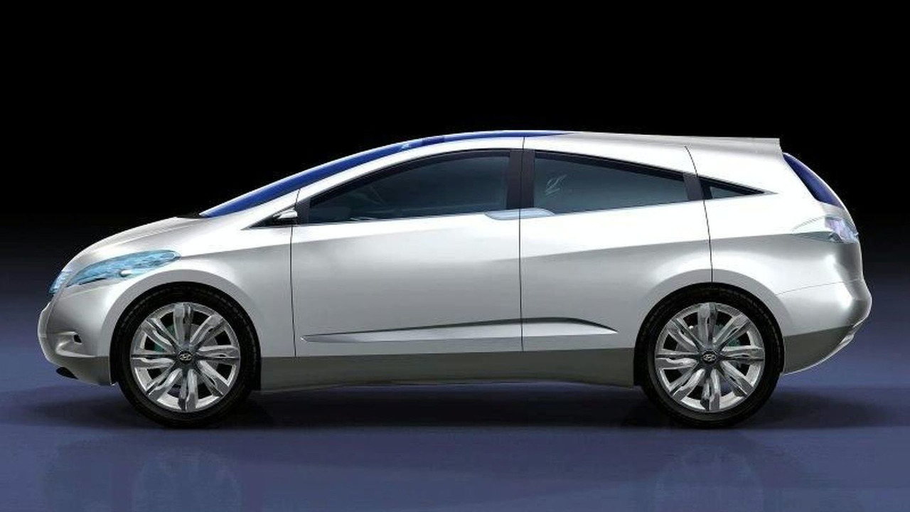 Hyundai i-Blue Fuel Cell Concept