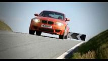BMW Serie 1M Coupé - Video drifting