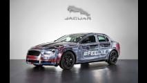 Jaguar XE, le prime immagini