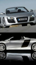 Audi R8 Convertible Rumor Emerges