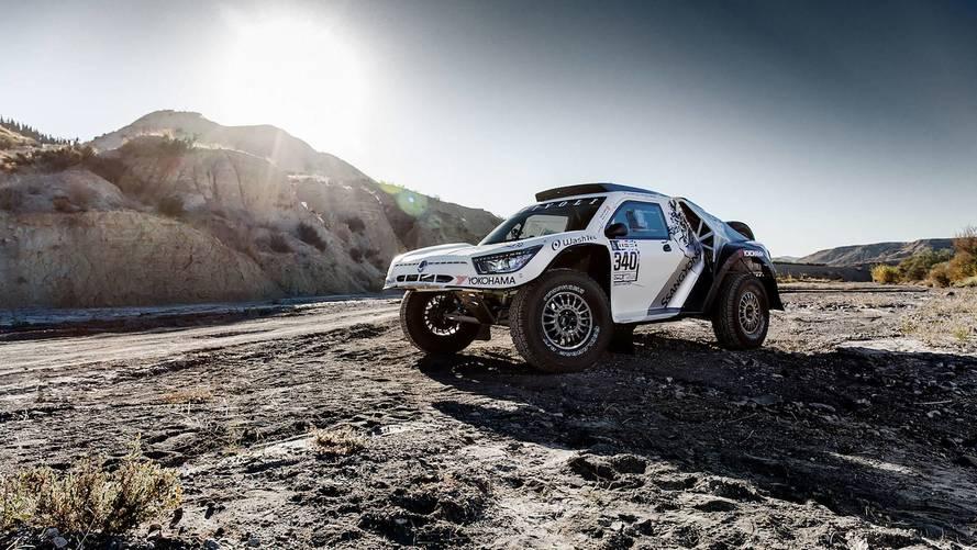 SsangYong Tivoli DKR Dakar 2018