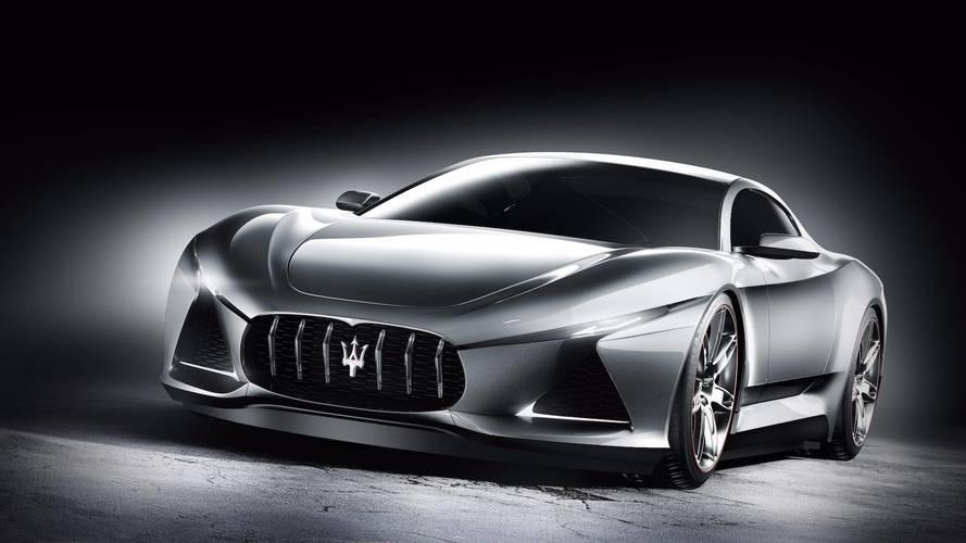 Maserati ZS3 tasarım yorumu, Alfieri konseptine hayat veriyor