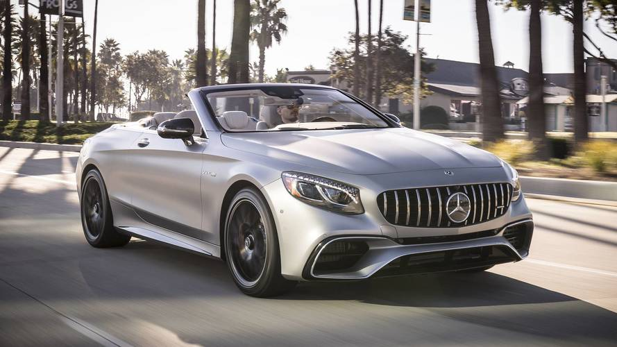 2018 Mercedes-AMG S63 Cabriolet Review: Sunshine On Fast Forward