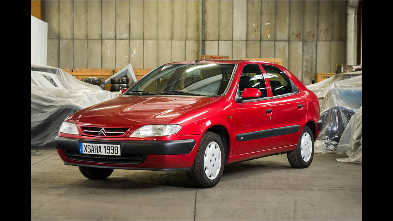 1998 Citroën Xsara Berline 1.8l