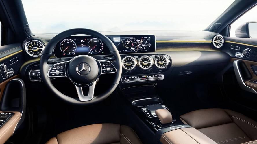 Novo Mercedes-Benz Classe A terá interior mais tecnológico
