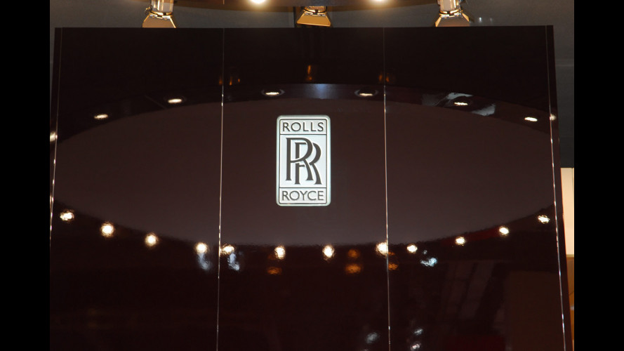 Rolls Royce al Salone di Parigi 2008