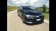 Toyota Auris Touring Sports 1.6 D-4D, la prova dei consumi reali